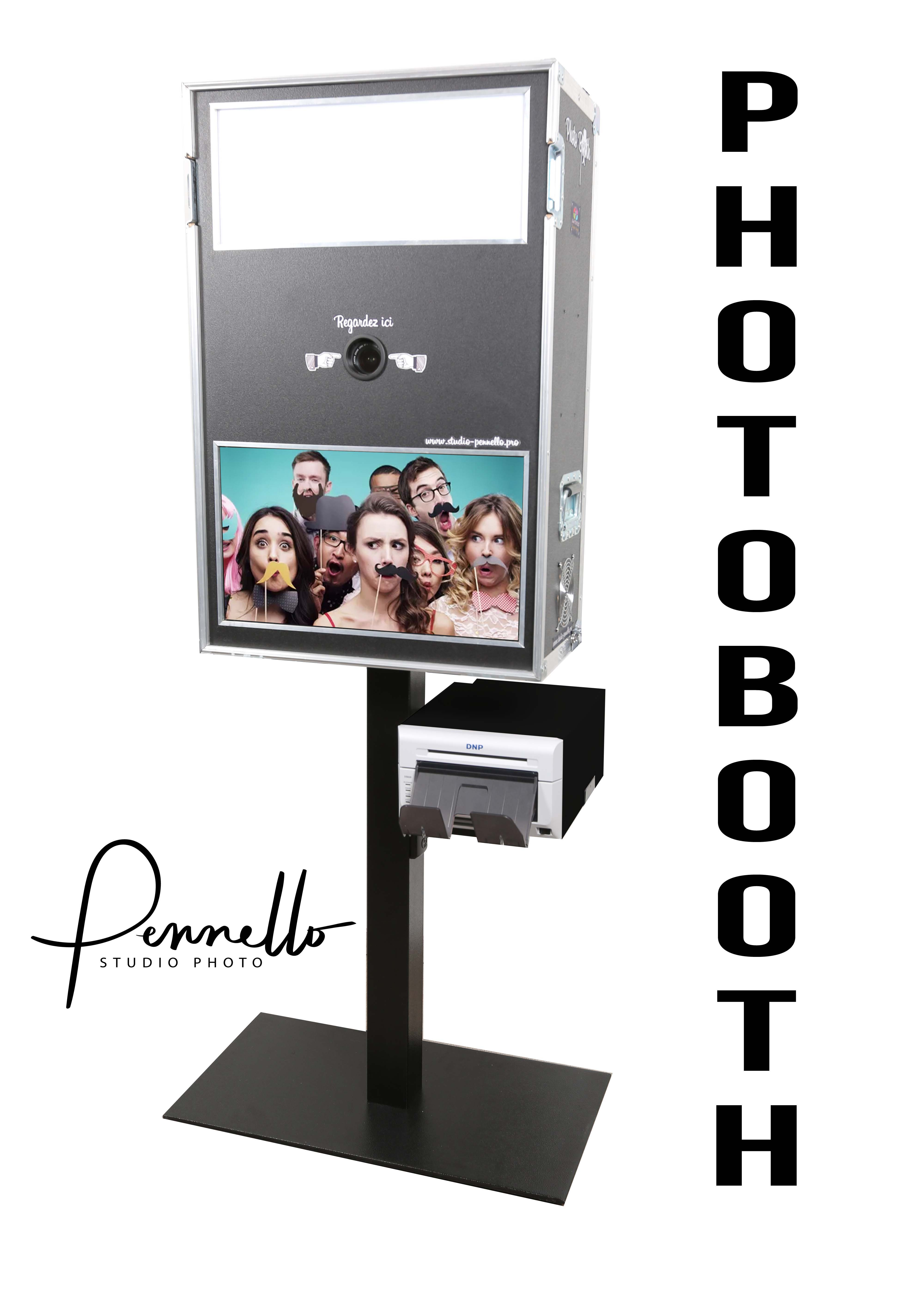 "Photobooth version ""Stand Kiosk"""